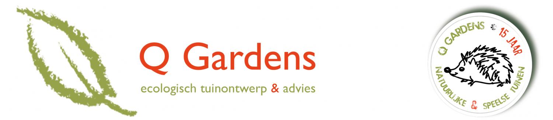 QGardens ecologisch tuinontwerp & advies